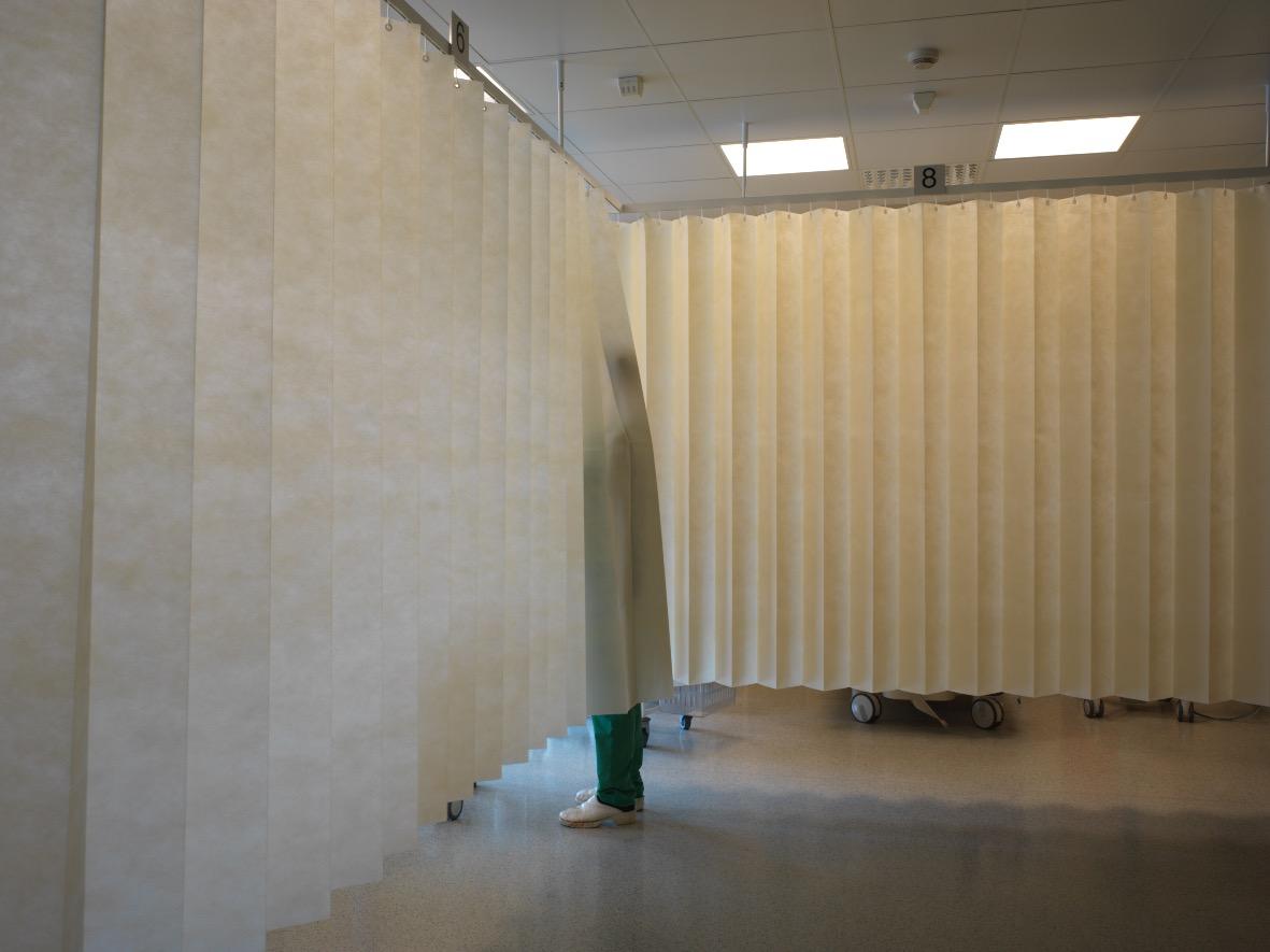 Jorge Leon- Infinity project- Intensieve Zorg UZ Gent